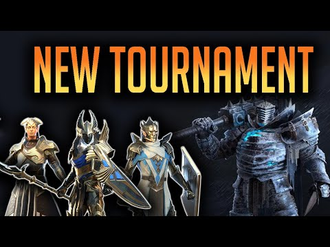 RAID | *NEW* Ice Golem Tournament! Who should you use?