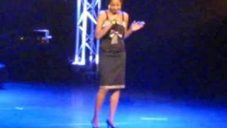 Linda Bruijn - Saving All My Love For You @ Copernicus Songfestival 2009