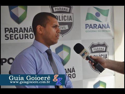 Bandidos assaltam Banco do Brasil em Goioerê na manhã desta sexta-feira. 02