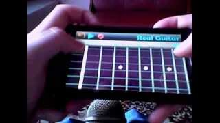 Metallica - Nothing Else Matters on Real Guitar Samsung Galaxy S Wi-Fi 5.0