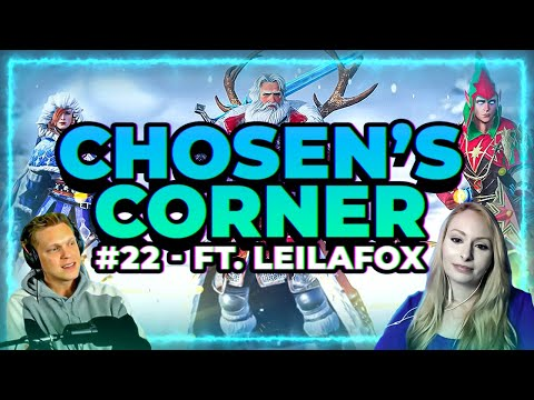 ChoseN's Corner #22 | LeilaFoxNation | RAID Shadow Legends
