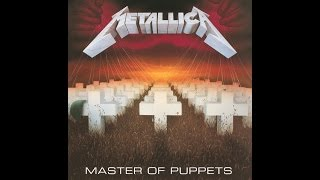 Metallica - Master Of Puppets in 1 Minute (COVER)
