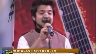 Laila Sha Zama live by Aymal Khan Yousafzai in Avtkhyber Navey Rang   YouTube