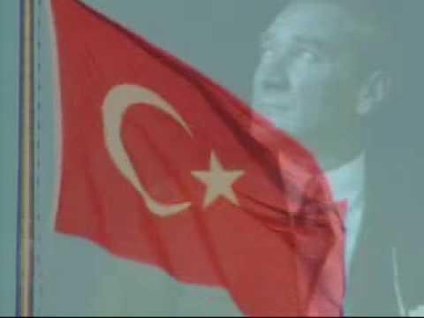 İstiklal Marşı Şanlı Türk Bayrağı ve Atatürk