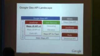 GJordan- The Latest on Maps APIs  - 13Dec2010