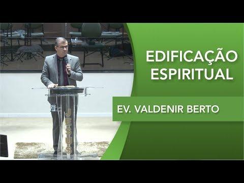 Ev. Valdenir Berto   Seja um praticante da Palavra   Mateus 7.24   29 10 2019