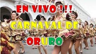 Carnaval de Oruro en vivo