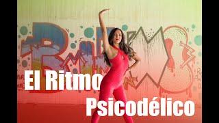 Eleni Foureira - El Ritmo Psicodélico | Eleni Talliou Dance Fitness