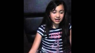 niña canta (eres) de julion alvarez y anahi