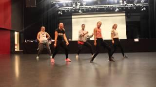 Eva Simons feat Konshens - Policeman | TEAM TEACH | Choreo Margot Purple | #DanceCampEibergen15