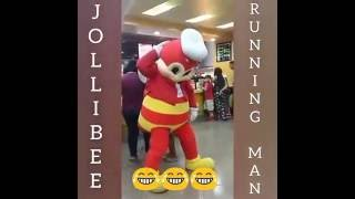 The Jollibee Moves at night I think of you challenge