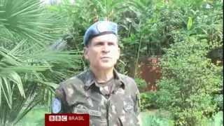 General brasileiro prepara ação inédita de tropas da ONU no Congo
