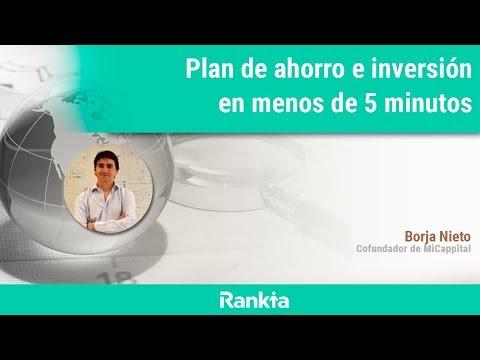 MiCappital: Guía para hacer tu plan perfecto de ahorro e inversión en menos de 5 minutos