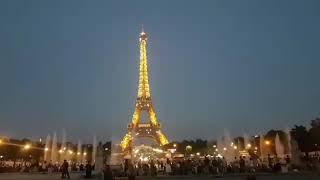 Paris effile tower