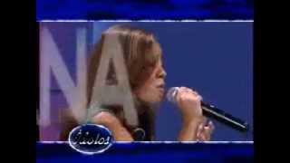 Diana Lucas Idolos 2003 - Longe do Mundo de Sara tavares