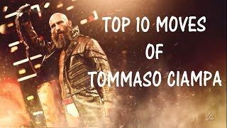 Top 10 Moves of Tommaso Ciampa