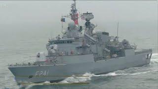 NATO naval exercise begins in Black Sea