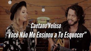 Você Não Me Ensinou a Te Esquecer - MAR ABERTO (Cover Caetano Veloso)
