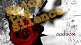 DJ AndRy & BassType vs.D.M.- Enjoy the Silence 2009 remix depeche mode
