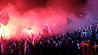 Rota - błonia stadionu - Marsz Niepodległości 2018