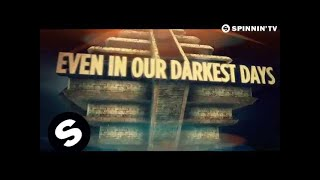 Arno Cost & Norman Doray - Darkest Days ft. Dev (Apocalypse 2014) [Official Lyric Video]