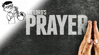 THE LORDS PRAYER - Uriel Vega - Instrumental (lyric video)