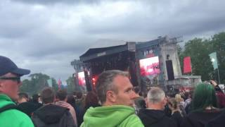 Sum 41 - The Hell Song - Live at Download festival 2017