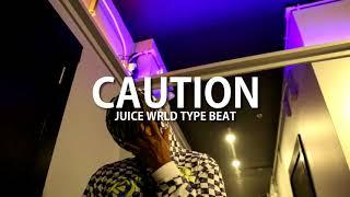 "Juice Wrld x XXXTENTACION Type Beat - ""Caution""   Mango // Sad Trap Instrumental"