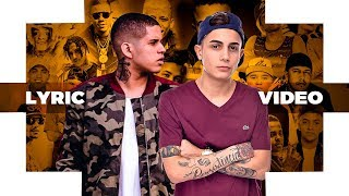 Gaab e MC Hariel - Câmera Lenta (Lyric Video) Luck Muzik
