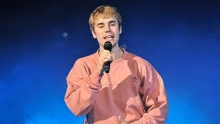"""Justin Bieber Shows Off NSFW Rap Skills On """"Bankroll"""" Track With Diplo, Young Thug & Rich The Kid"""