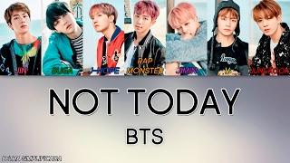 Como Cantar Not Today - BTS (Letra Simplificada)