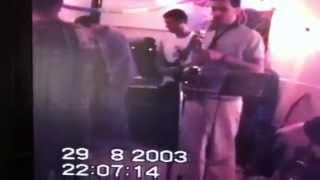 Larog لاروخ  live تدريب 2003
