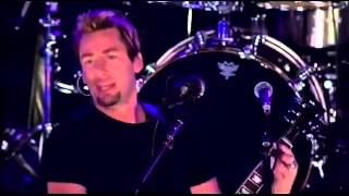 Nickelback When we stand together Live