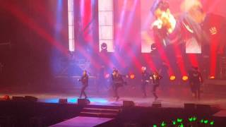 160507 B.A.P - Young wild and free [Live On Earth 2016 MILAN AWAKE]