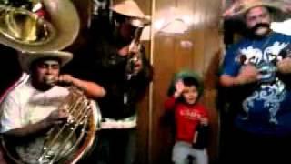 El jabon y Su noteno Band