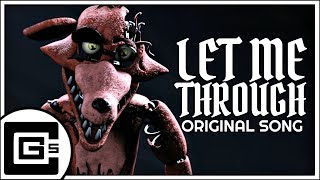 "FNAF SONG ▶ ""Let Me Through"" (ft. Dolvondo) [SFM] 