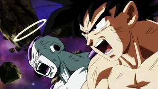 Dragon Ball Super - Goku, Freezer, Androide 17 vs. Jiren. #dragonball #dragonballsuper #goku