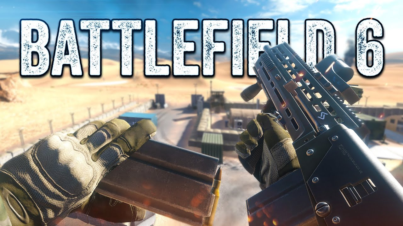 Lossy - This Battlefield 6 Matchmaking Patent Is A Big Deal!