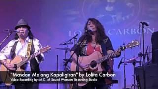 Masdan Mo ang Kapaligiran by Lolita Carbon