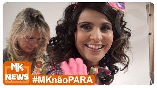 Aline Barros - Ensaio Fotográfico do CD Aline e Cia TimTim por TimTim - (#MKnãoPARA)
