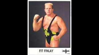 Fit Finlay 2nd WCW Theme