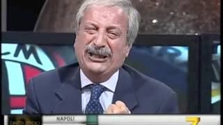 Tiziano Crudeli al gol di Pippo Inzaghi - Milan Novara 2-1 (13 maggio 2012)