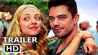MAMMA MIA 2 Here We Go Again NEW Trailer (2018) Amanda Seyfried, Lily James, Movie HD