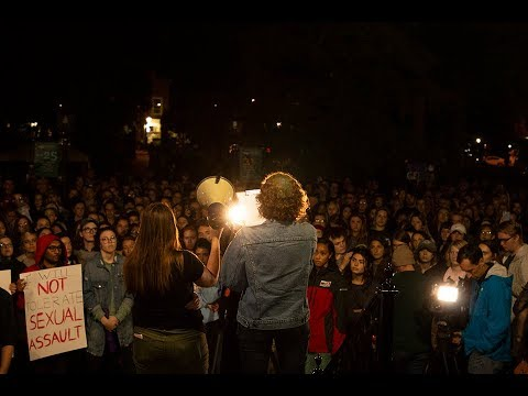 "On September 27th, 2018, students took part in the ""It's On Us, Bobcats"" Protest to raise awareness for the recent rise in sexual assaults on campus.   Footage by Alex Penrose and Emily Kotanchik Edit by Emily Kotanchik  Read our coverage https://www.thepostathens.com/article/2018/09/its-on-us-bobcats-rally-asks-for-students-to-make-a-change  Photo Blog: http://projects.thepostathens.com/SpecialProjects/its-on-us-bobcats-sexual-assault-prevention/index.html  Visit our website: https://www.thepostathens.com/  Find us on social media:  Instagram:  https://www.instagram.com/thepostathens/  Twitter: https://twitter.com/ThePost  Facebook: https://www.facebook.com/ThePostAthens"