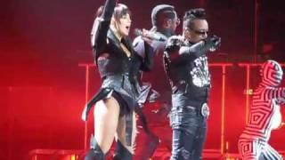 """Black Eyed Peas """"Boom Boom Pow"""" Live Dallas, Texas"""