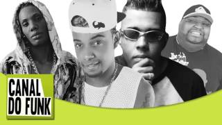 🔵 MC GW, MC TH, MC MM e MC Kalzin - Tropa do Canal do Funk (DJ Nanno) Lançamento 2016