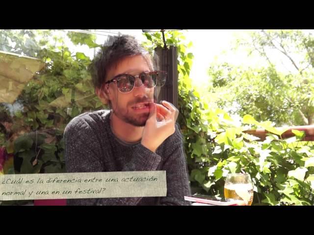 Entrevista a Pau Roca para Festivaleo