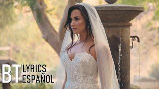 Demi Lovato - Tell Me You Love Me (Lyrics + Español) Video Official width=