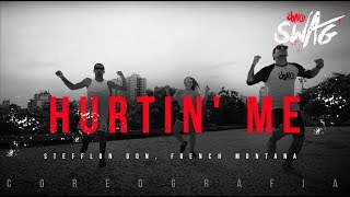 Hurtin' Me - Stefflon Don, French Montana  | FitDance SWAG (Choreography) Dance Video