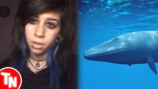 Hannah Mayers foi salva do desafio da Baleia Azul pelos seus inscritos!?